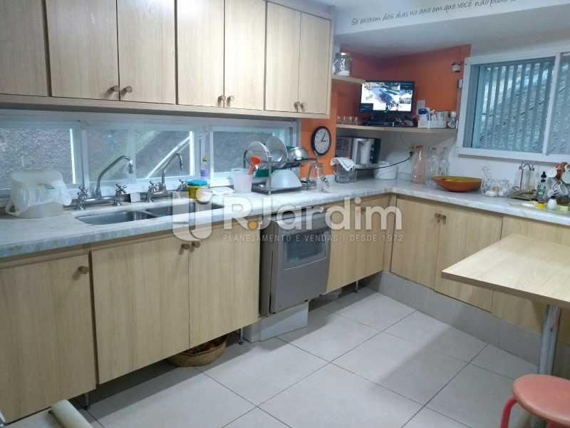 cozinha  - Casa em Condomínio Joá 5 Quartos - LACN50010 - 27