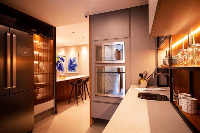 COZINHA 2 - Apartamento À Venda - Botafogo - Rio de Janeiro - RJ - LAAP32102 - 10
