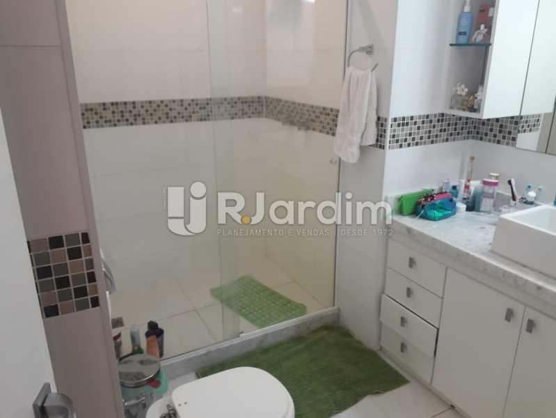 Banheiro Social - Apartamento Copacabana, Zona Sul,Rio de Janeiro, RJ À Venda, 3 Quartos, 145m² - LAAP32115 - 12