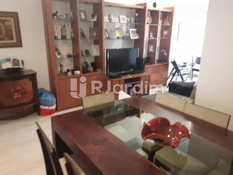 Sala de Jantar - Apartamento Copacabana, Zona Sul,Rio de Janeiro, RJ À Venda, 3 Quartos, 145m² - LAAP32115 - 4
