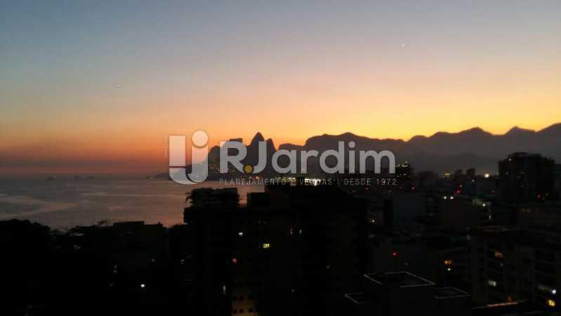 Entardecer no Arpoador - Apartamento Copacabana 3 Quartos - LAFL30005 - 1