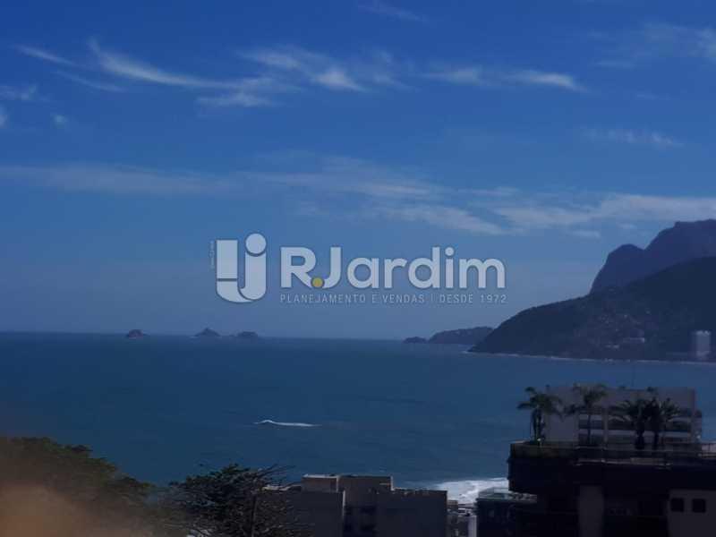 Vista Arpoador e Ipanema - Apartamento Copacabana 3 Quartos - LAFL30005 - 23