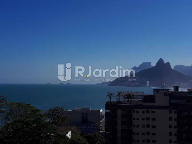 Vista praia e 2 irmãos - Apartamento Copacabana 3 Quartos - LAFL30005 - 22