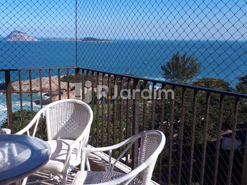 Vista Arpoador - Apartamento Copacabana 3 Quartos - LAFL30005 - 20