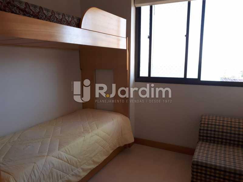Quarto - Apartamento Copacabana 3 Quartos - LAFL30005 - 15