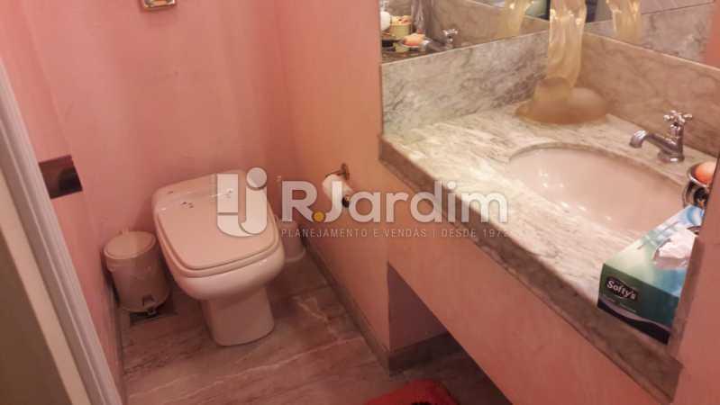 Banheiro - Leblon, apartamento duplex, 3 quartos - LAAP32108 - 6