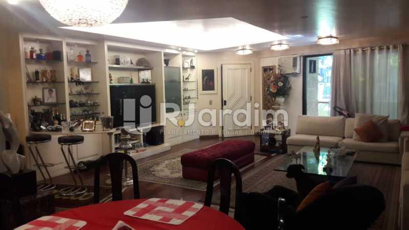 Sala - Leblon, apartamento duplex, 3 quartos - LAAP32108 - 3