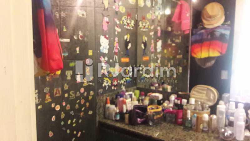 Banheiro - Leblon, apartamento duplex, 3 quartos - LAAP32108 - 17
