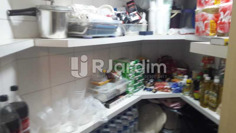 Despensa - Leblon, apartamento duplex, 3 quartos - LAAP32108 - 8