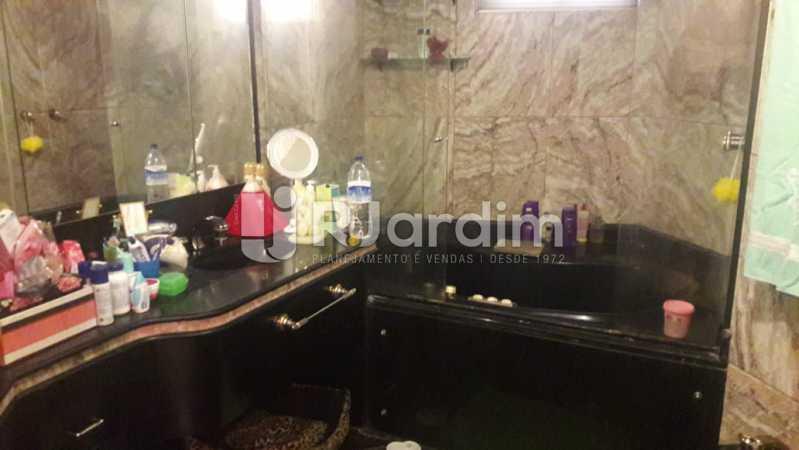 Banheiro - Leblon, apartamento duplex, 3 quartos - LAAP32108 - 20