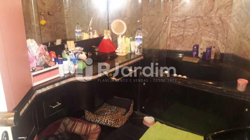Banheiro - Leblon, apartamento duplex, 3 quartos - LAAP32108 - 22