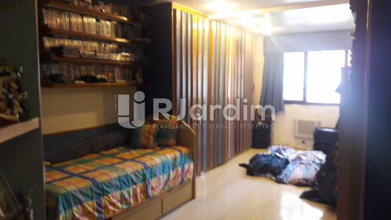 Quarto - Leblon, apartamento duplex, 3 quartos - LAAP32108 - 11