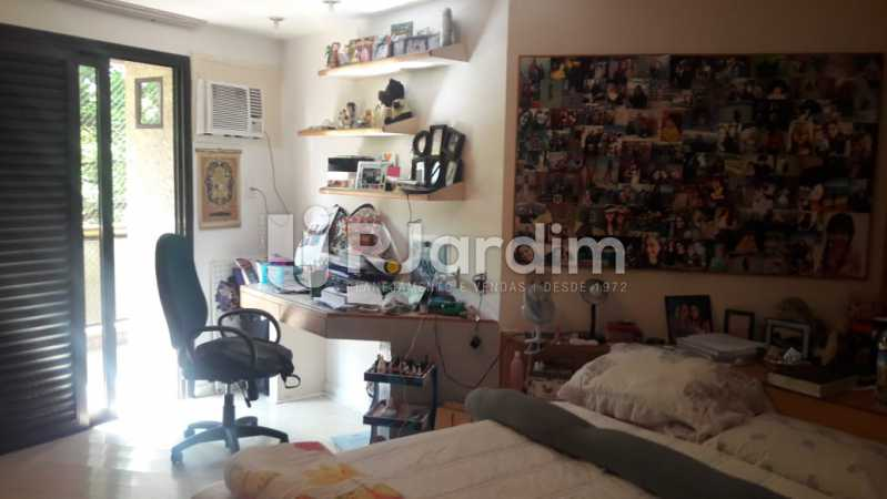 Quarto - Leblon, apartamento duplex, 3 quartos - LAAP32108 - 15