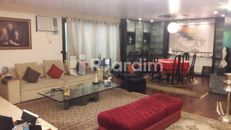 Sala - Leblon, apartamento duplex, 3 quartos - LAAP32108 - 5