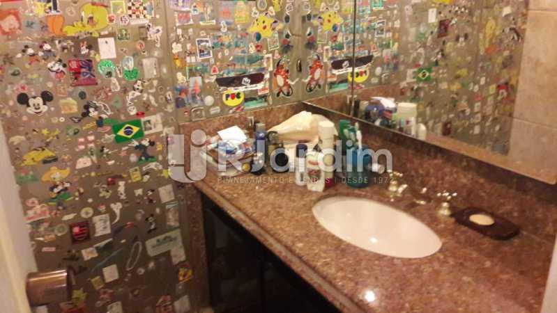 Banheiro - Leblon, apartamento duplex, 3 quartos - LAAP32108 - 16