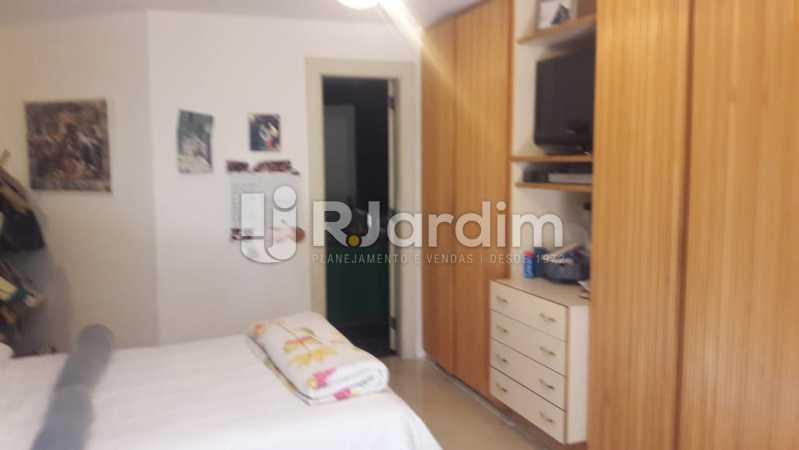 Quarto - Leblon, apartamento duplex, 3 quartos - LAAP32108 - 14