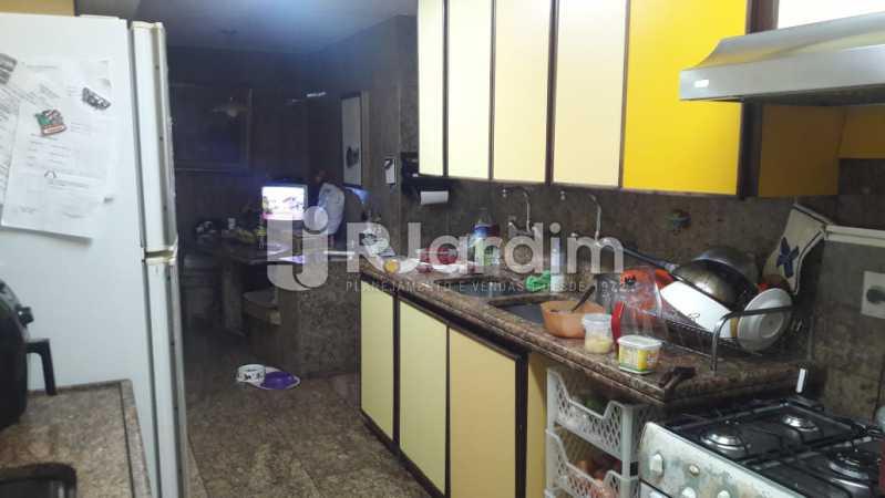 Cozinha - Leblon, apartamento duplex, 3 quartos - LAAP32108 - 7