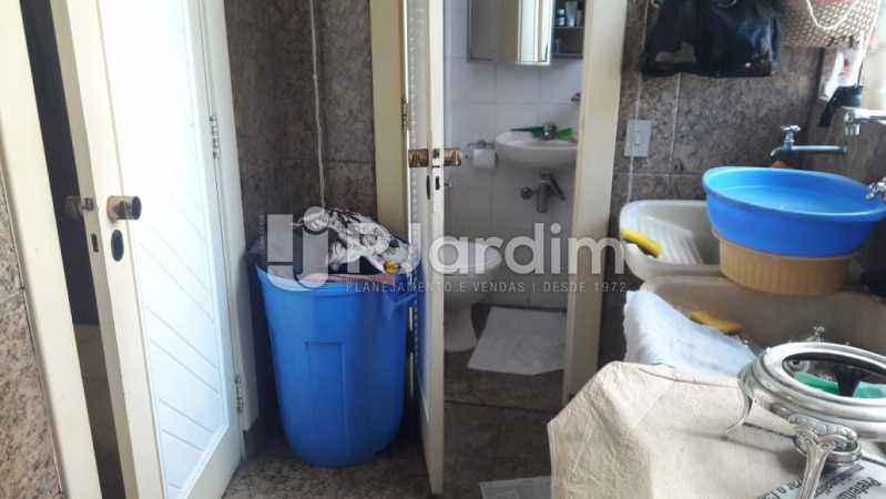 Área de serviço - Leblon, apartamento duplex, 3 quartos - LAAP32108 - 9