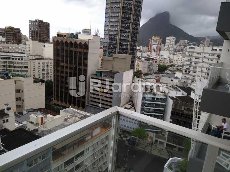 Vista - Flat Rua Professor Antônio Maria Teixeira,Leblon, Zona Sul,Rio de Janeiro, RJ À Venda, 2 Quartos, 73m² - LAFL20091 - 15