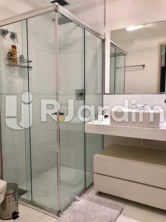 banheiro suíte - Apartamento Ipanema 2 Quartos Garagem Compra Venda Avaliação Imóveis - BGAP20002 - 11