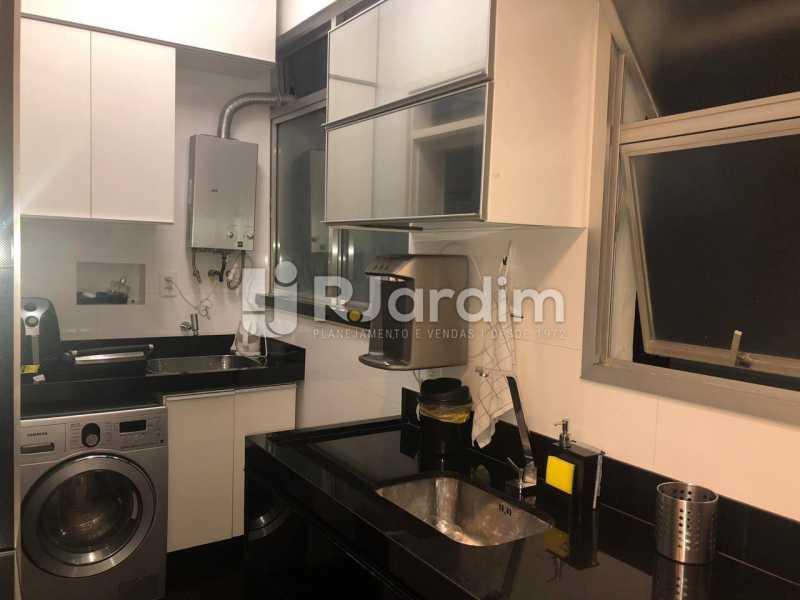 cozinha 3. - Apartamento Ipanema 2 Quartos Garagem Compra Venda Avaliação Imóveis - BGAP20002 - 17