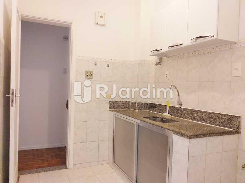 cozinha - Apartamento Lagoa 2 Quartos Aluguel Administração Imóveis - LAAP21505 - 10