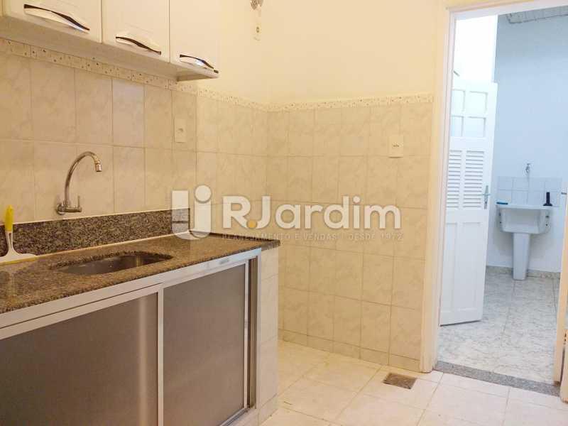 cozinha - Apartamento Lagoa 2 Quartos Aluguel Administração Imóveis - LAAP21505 - 11