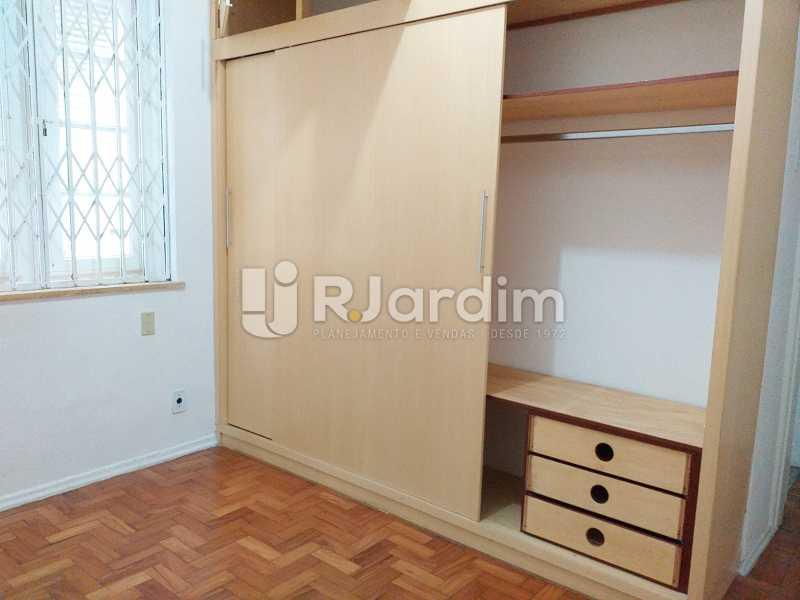 quarto2 - Apartamento Lagoa 2 Quartos Aluguel Administração Imóveis - LAAP21505 - 9