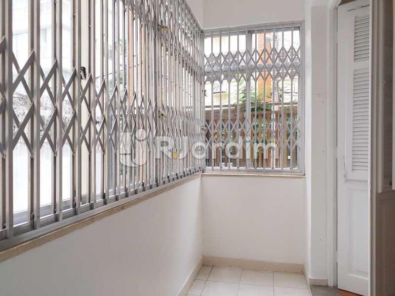 varanda - Apartamento Lagoa 2 Quartos Aluguel Administração Imóveis - LAAP21505 - 4