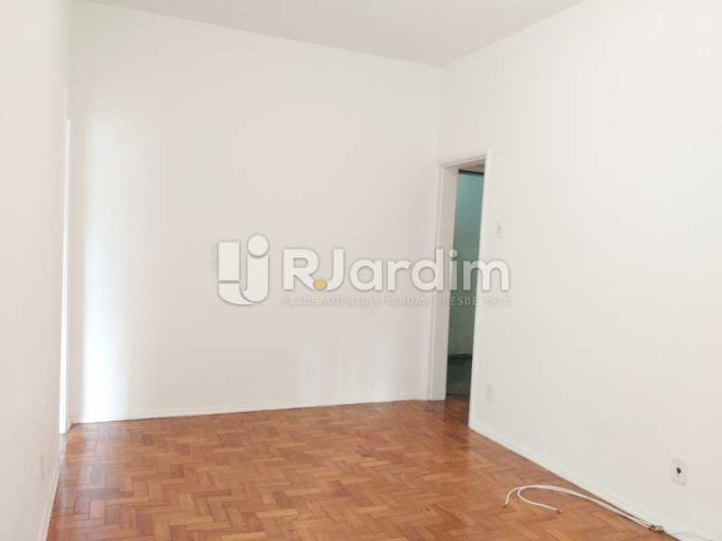 sala - Apartamento Lagoa 2 Quartos Aluguel Administração Imóveis - LAAP21505 - 3