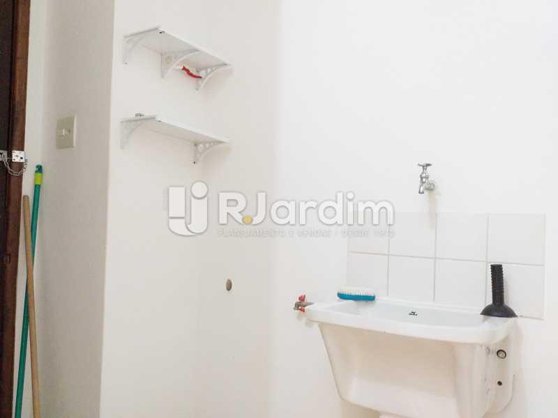 area de serviço - Apartamento Lagoa 2 Quartos Aluguel Administração Imóveis - LAAP21505 - 12
