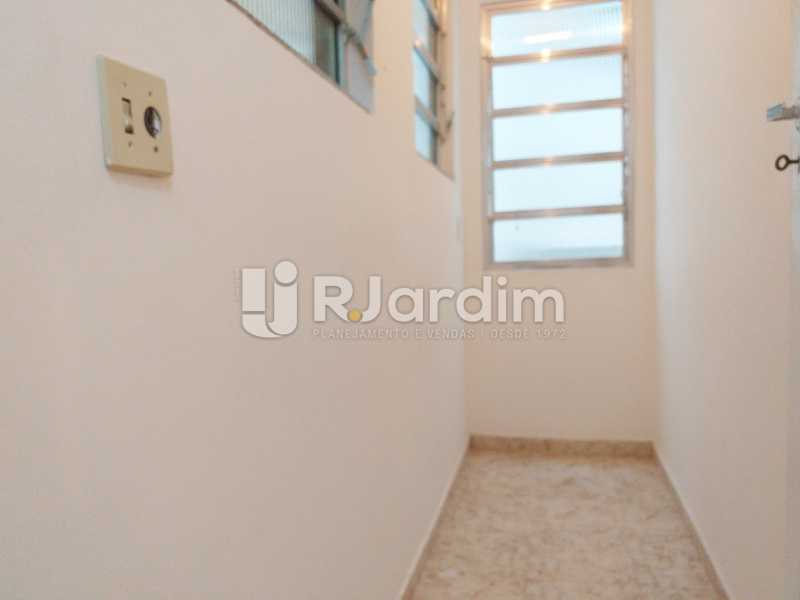 dependencia - Apartamento Lagoa 2 Quartos Aluguel Administração Imóveis - LAAP21505 - 13