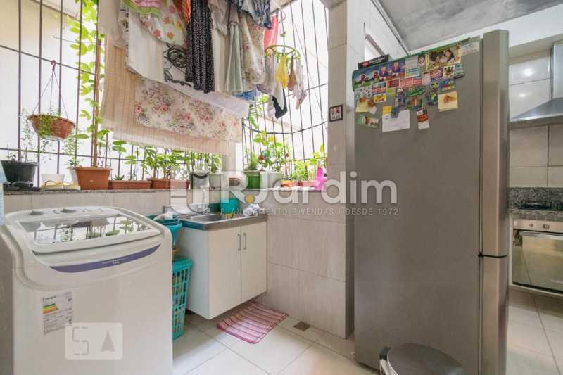área 2 - Apartamento Botafogo 3 Quartos Compra e Venda Avaliação Imóveis - BGAP30002 - 17