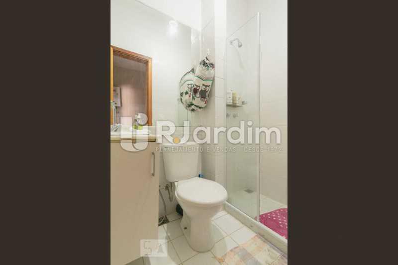 banheiro 2 - Apartamento Botafogo 3 Quartos Compra e Venda Avaliação Imóveis - BGAP30002 - 22