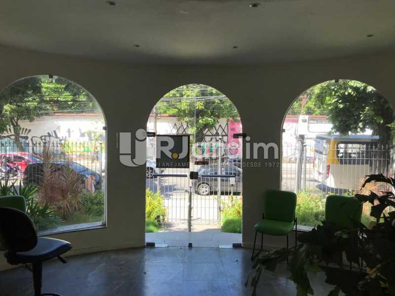 Hall - Jardim Botânico, Casa Comercial, 454 m² . - LACC00041 - 1