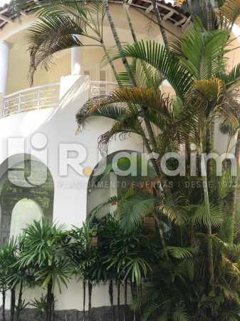 Fachada frontal - Jardim Botânico, Casa Comercial, 454 m² . - LACC00041 - 11