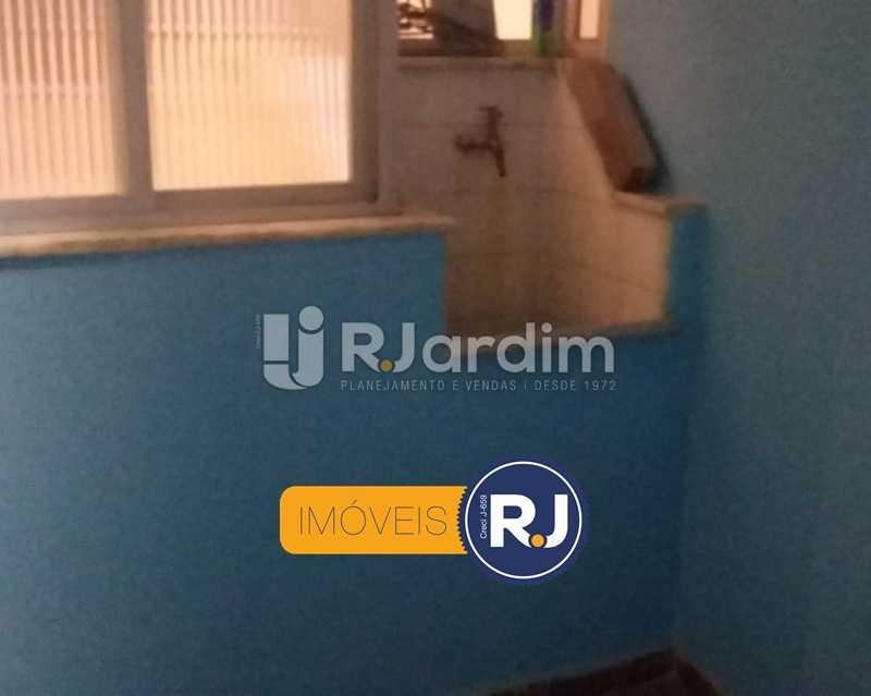 área de serviço - Apartamento Copacabana 1 Quarto Compra Venda Avaliação Imóveis - LAAP10370 - 14