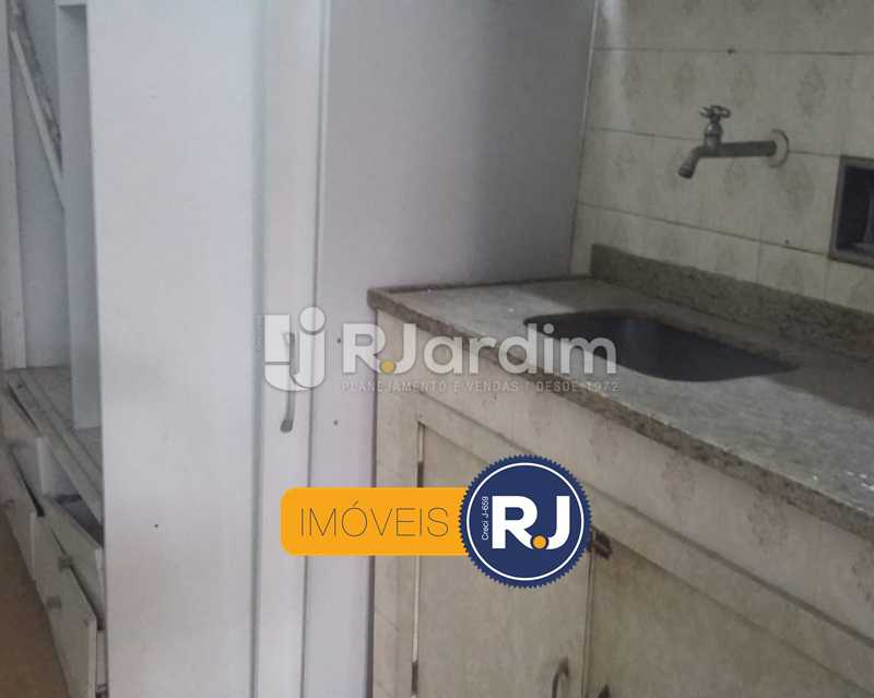 cozinha  - Apartamento Copacabana 1 Quarto Compra Venda Avaliação Imóveis - LAAP10370 - 11