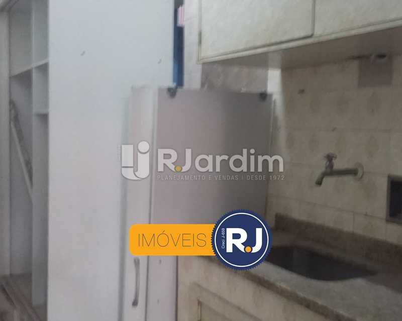 cozinha  - Apartamento Copacabana 1 Quarto Compra Venda Avaliação Imóveis - LAAP10370 - 13