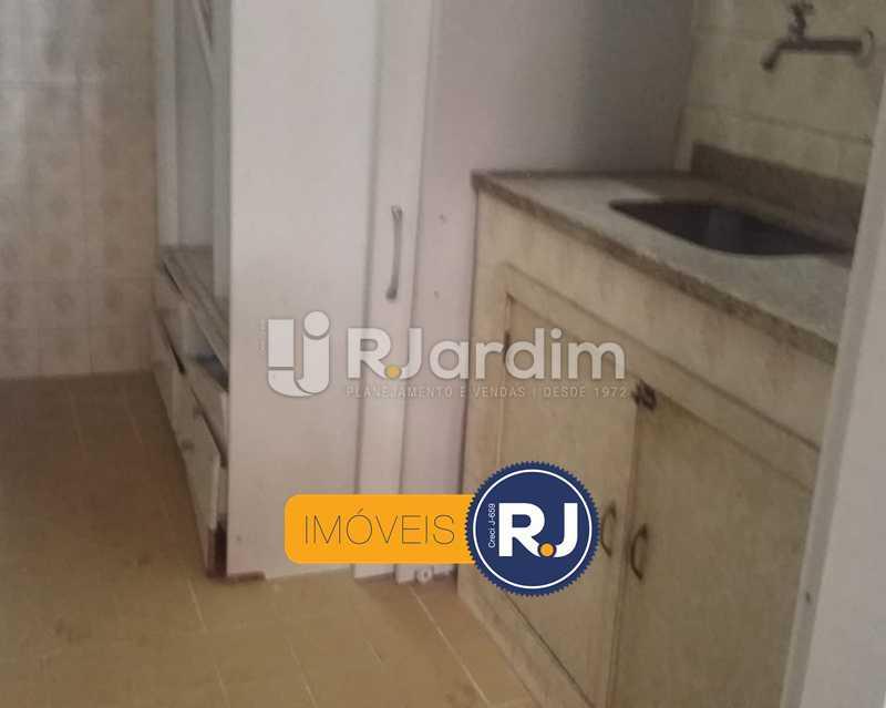 cozinha  - Apartamento Copacabana 1 Quarto Compra Venda Avaliação Imóveis - LAAP10370 - 12