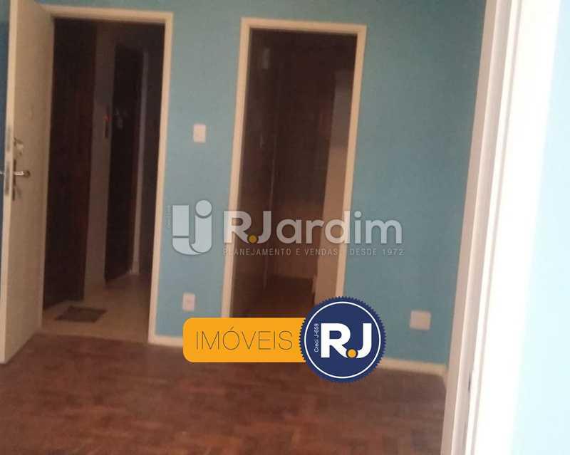 sala / entrada social  - Apartamento Copacabana 1 Quarto Compra Venda Avaliação Imóveis - LAAP10370 - 3