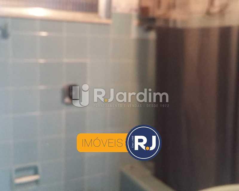 banheiro  - Apartamento Copacabana 1 Quarto Compra Venda Avaliação Imóveis - LAAP10370 - 10