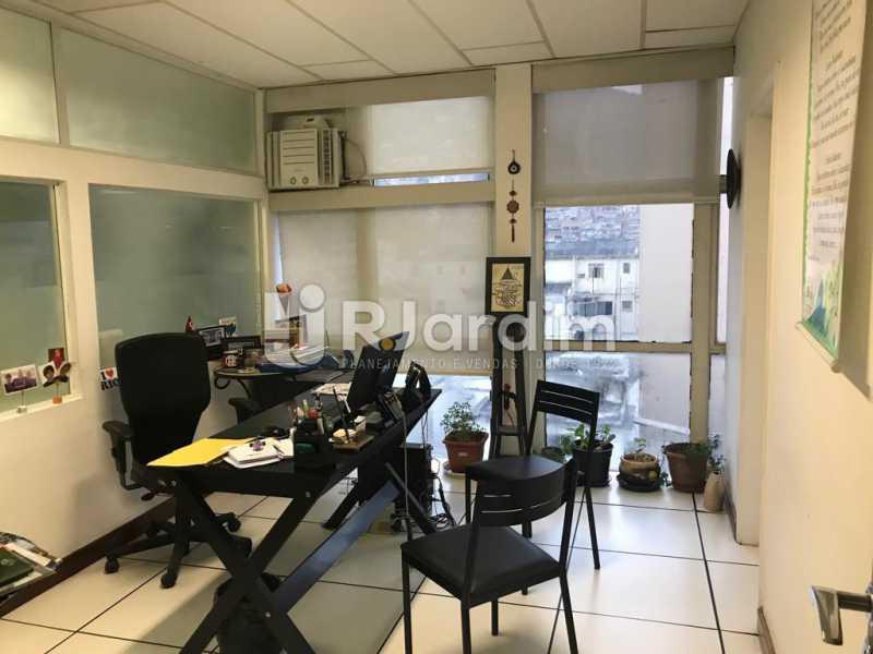 sala/ copacabana - Sala Comercial Copacabana Aluguel Administração Imóveis - LASL00208 - 1