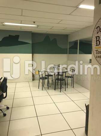 Sala /copacabana - Sala Comercial Copacabana Aluguel Administração Imóveis - LASL00208 - 4