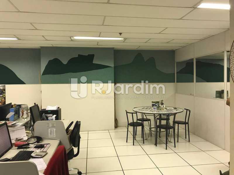 Sala/copacabana - Sala Comercial Copacabana Aluguel Administração Imóveis - LASL00208 - 9