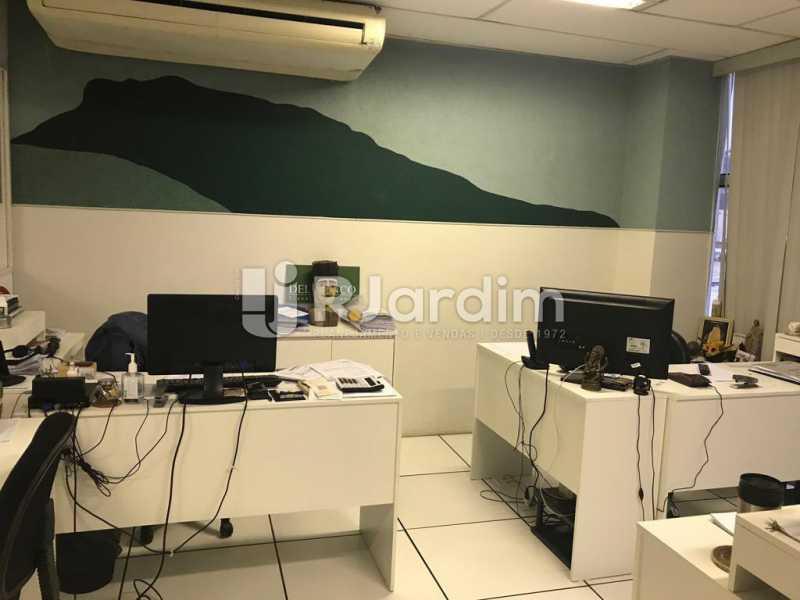 sala - Sala Comercial Copacabana Aluguel Administração Imóveis - LASL00208 - 11