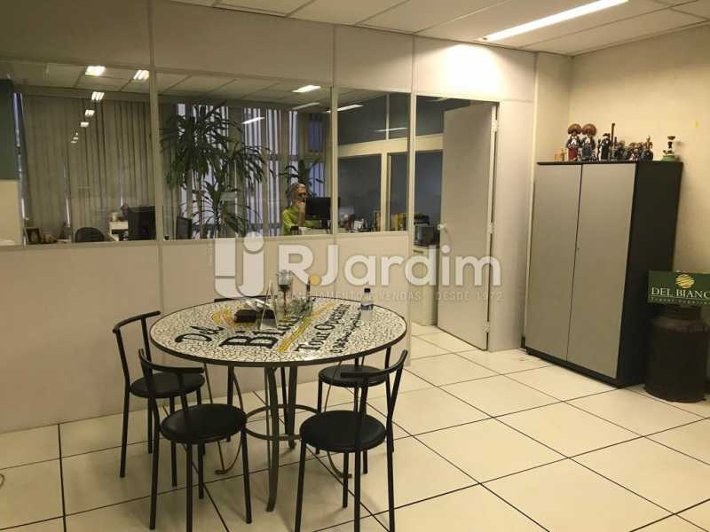 Sala/copacabana - Sala Comercial Copacabana Aluguel Administração Imóveis - LASL00208 - 16