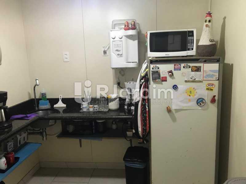 Sala/ copacabana - Sala Comercial Copacabana Aluguel Administração Imóveis - LASL00208 - 17