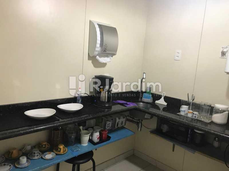 Sala/copacabana - Sala Comercial Copacabana Aluguel Administração Imóveis - LASL00208 - 19