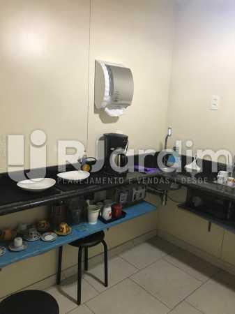 Sala/copacabana - Sala Comercial Copacabana Aluguel Administração Imóveis - LASL00208 - 21